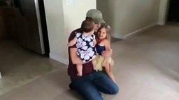 Что папы знают о детском счастье смотреть видео прикол - 1:48