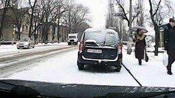 Смотреть Когда на тебя едет грузовик