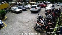 Давай лучше я припаркую! смотреть видео прикол - 2:38