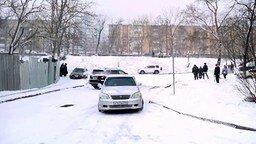 Владивостокский гололёд смотреть видео прикол - 1:59