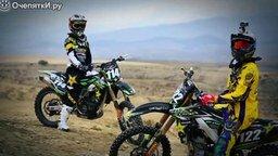 Экстрим на мотоциклах смотреть видео - 3:34
