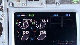 Мир глазами пилота пассажирского самолёта смотреть видео - 5:21