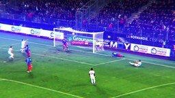 Заколдованные футбольные ворота смотреть видео - 0:12