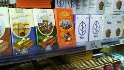 Смотреть Полки китайских магазинов в русских товарах