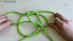 Полезные узлы на верёвках смотреть видео - 5:10