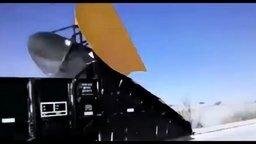 Эпичность чистки железной дороги смотреть видео прикол - 14:41