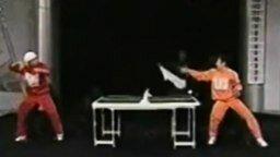 Шаолиньский пинг-понг смотреть видео прикол - 2:13
