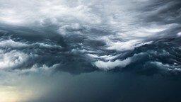 Смотреть Завораживающие облака