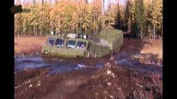 Смотреть Витязь ДТ-30 - настоящий вездеход!