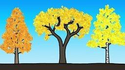 Смотреть Почему листья осенью меняют цвет?