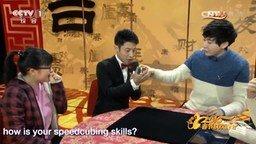 Ловкий азиатский фокусник смотреть видео прикол - 7:08