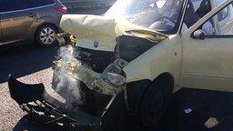 Смотреть Курьёзный результат аварии
