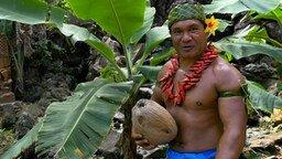 Смотреть Как разделать кокос