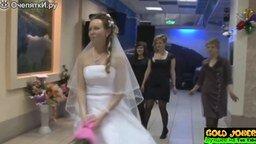 Смотреть Своевольный свадебный букет