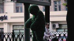 Смотреть Зелёный брат снежного человека