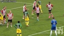 Подборка красивых голов в футболе смотреть видео - 10:18