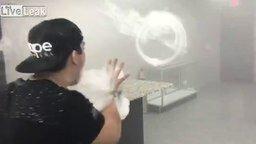 Повелитель дыма смотреть видео - 0:20