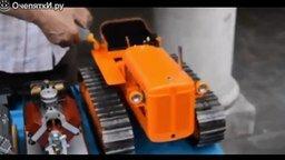 Смотреть Миниатюрные двигатели-самоделки