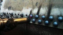 Смотреть Горячие заклёпки вместо сварки