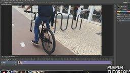 Смотреть Как уронить велосипедиста