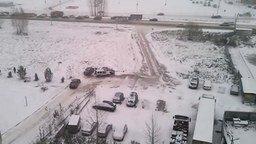 Смотреть Первый снег, первый лёд!