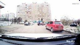 Смотреть Сбежавшие автомобили