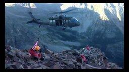 Смотреть Искусство пилотажа в горах