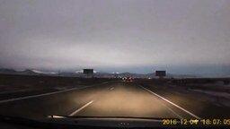 Смотреть Падение метеорита в Хакасии