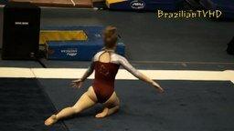 Смотреть Фигуристая гимнастка - 2