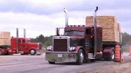 Очень мощные грузовики смотреть видео прикол - 3:01