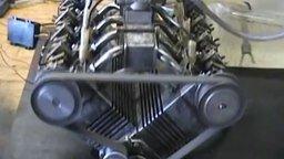 Смотреть Модель двигателя V8