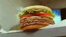 Смотреть Японская реклама бургеров