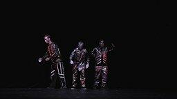 Смотреть Классный танец в стиле робота