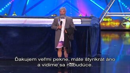 Ловкий дедушка на шоу талантов смотреть видео - 5:35