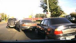 Смотреть Водители-неудачники на дороге