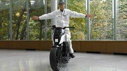 Смотреть Технология для мотоциклиста-неумехи