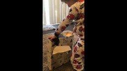 Смотреть Рождественский подарок сыну