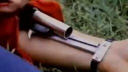 Секретная ракета из-за рукава смотреть видео прикол - 0:23