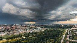 Смотреть Минск с высоты птичьего полёта
