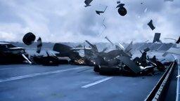 Смотреть Противостояние: ВАЗ-2107, Форд Шелби, Шевроле Камаро, Джип Хеликоптер