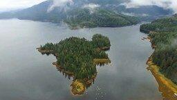 Смотреть Аляска с высоты птичьего полёта
