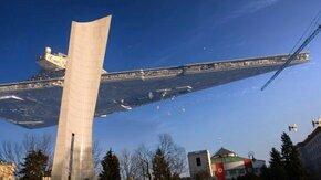 Смотреть Космические корабли бороздят просторы Польши