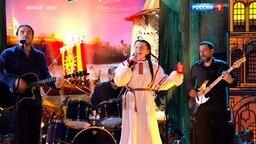 """Смотреть """"Калинов мост"""" и Алёна Коротаева - Родная"""