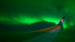 Смотреть Невероятное полярное сияние