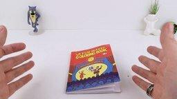 Смотреть Загадочная книжка-раскраска