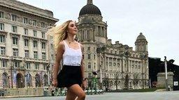 Смотреть Ирландский танец девушки