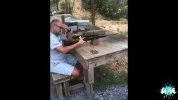 Смотреть Смешные провалы с оружием