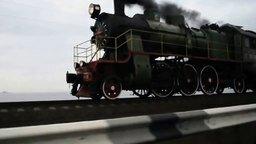 Смотреть Паровозы и локомотивы в сборке