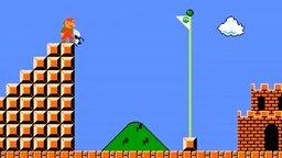 Смотреть Марио с портальным оружием