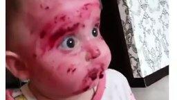 Ужастик про детей и свёклу смотреть видео прикол - 0:59